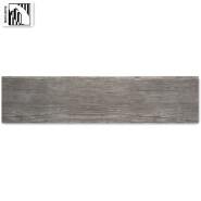 China factory 150x600mm3d wooden look floor tile homogeneous wood tile