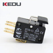 Kedu Electric Co.,Ltd. Micro Switch