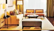 The Most Popular Export Quality OEM Design Hotel sofa Hs-002