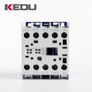KEDU CKDC1B12 220v 24v 48v 3 pole ac dc magnetic contactor