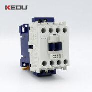 KEDU CKDC2A37 3NO 3 Pole Electrical Magnetic AC Contactor