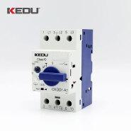 KEDU Trip Class 10 MPCB / motor type circuit breaker