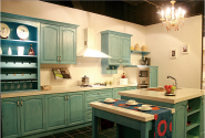 New Arrived Quick Lead Simple Design kitchen cabinet CG-006