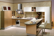 Opening Sale Samples Are Available Special Design kitchen cabinet CG-008