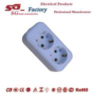 JIANGXI SHUANGHONG ELECTRIC CO.,LTD. Sockets & Plugs
