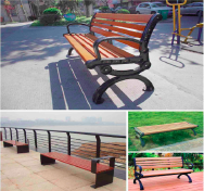 ZHEJIANG KEJIE NEW MATERIAL CO.,LTD. Outdoor Solid Wood Table & Chair
