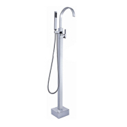 cupc Single Handle Shower FreeStanding bathTub Faucet
