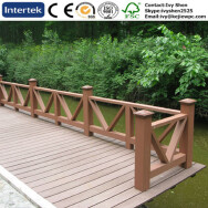 ZHEJIANG KEJIE NEW MATERIAL CO.,LTD. Wood-plastic Railing