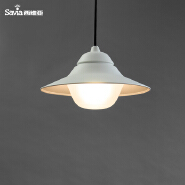 Savia Modern Aluminum Outdoor garden Lamp 220-240V 60W Edison Bulb ip44chandeliers & pendant lights