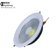 30w LED Downlight 8 inch 2000 lumen IP20 House Using COB Ceiling Spot downlights