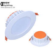 SMD2835 White Housing Color LED Energy Saving Mini Indoor Downlight