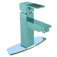 Ceramic Cartridge single handle lead free classic basin faucet