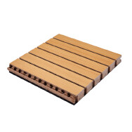 Guangdong Liyin Acoustics Technology Co.,Ltd Solid Wood Board