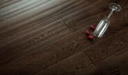 Best Factory Direct Sales Fancy Design Multi-layer Engineered Flooring Coffee Engineered Oak Floor HS-Oak-48