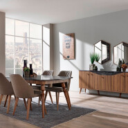 On Sale Premium Quality Good Design Modern Stylish Dining Tables customized