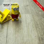On Promotion Exceptional Quality Customized Logo Printed Household AC3 Laminate Flooring-VG4109