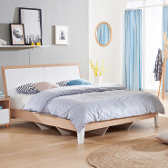 Best-Selling Best Quality Comfortable Design simpl, modern,solid wood Bed customized