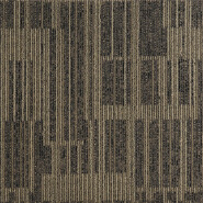 Hot Selling Classic Design High Quality Rubber/PU backing commercial carpet tile 50x50 with PP and Nylon PPT4310
