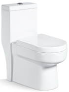 Hot Sell Hot Quality Fashionable Design one piece toilet T-M521S