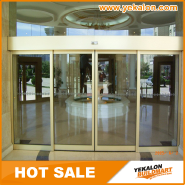 Opening Sale Samples Are Available Special Design Automatic sliding door YKD-ES
