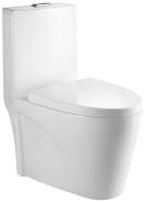 Promotions Top Grade Fashion Design one piece toilet T-RX7828P