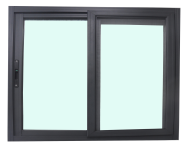 Top10 Best Selling Top Class Brand Design Aluminium glazed sliding window (with flyscreen) 72ALSW