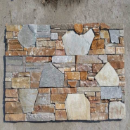 Opening Sale Samples Are Available Special Design Slate culture stone W4041-1