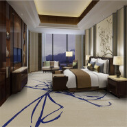 Best-Selling Best Quality Comfortable Design Wilton Rugs Carpet in Roll WSF1073 with Cut Pile for Hotel and Apartment