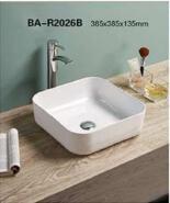 New Arrived Quick Lead Simple Design art basin BA-R2026B