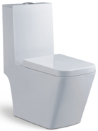 Hot Sell Hot Quality Fashionable Design one piece toilet T-RX8830P