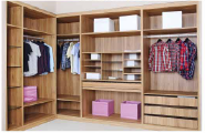 Opening Sale Samples Are Available Special Design Modern Stylish Fashion Walk-in Wardrobes / Closets