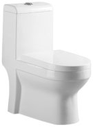 Best Selling Superior Quality Latest Design one piece toilet T-S5382P