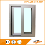 Sales Promotion High Quality Original Design Aluminum system hurricane resistancewindow YKL034
