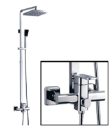 New Arrived Quick Lead Simple Design Shower Mixer FT-B2881