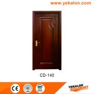 Best Seller Elegant Top Quality Personalized Design engineered panel design solid wood door(CD-140)