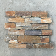 New Arrived Quick Lead Simple Design Slate culture stone W4043-1