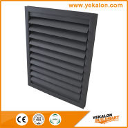 Best-Selling Best Quality Comfortable Design Alumunum louver YKL-MB03