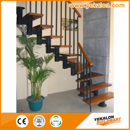 Hot Sell Hot Quality Fashionable Design L-shape staircase YKS-LWH6