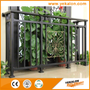 On Sale Premium Quality Good Design Zinc steel railing YKI-CSB001