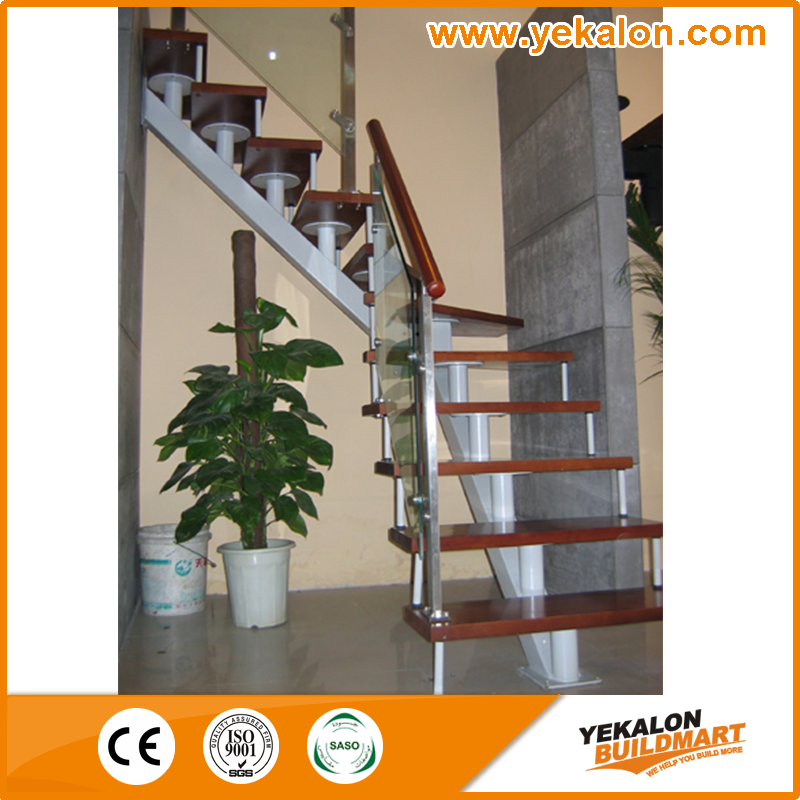 Hot Sell Promotional High Quality Hot Design L-shape staircase YKS-LWH7
