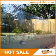 Promotions Top Grade Fashion Design glass railing YKS-N09