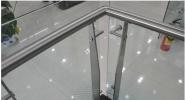 On Sale Premium Quality Good Design Stainless steel glass railing YKB-SG020