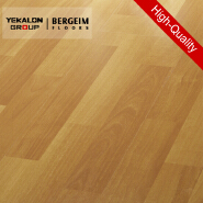 The Most Popular Export Quality OEM Design 12mm V Groove Commerical Use AC3Laminate Flooring 6353A