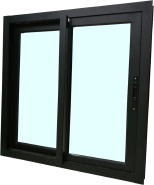 Hot Sales High Standard Professional Design Aluminium sliding window-Australia system 76ALSW