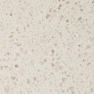 Promotional Quality Guaranteed Customized Design CAPRI WHITE quartz YKLM017