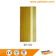 Advertising Promotion Super Quality Unique Design Chinese classical solid bamboo door(BD-002)