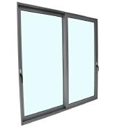 Best Seller Elegant Top Quality Personalized Design Aluminum sliding/folfable door SD002