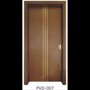 Yekalon New Coming Excellent Quality Customization Waterproof Toilet Door Bathroom Door Interior PVC door(PVD-007)