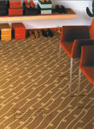 Hotselling Excellent Quality Nice Design Fashional Nylon Printed Carpet 3C013-G050 in Roll for Hotel and Apartment