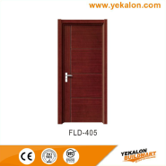 New Coming Excellent Quality Customization simple and fashion Flush veneer interior door(FLD-405)